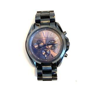 Midnight Blue Michael Kors watch
